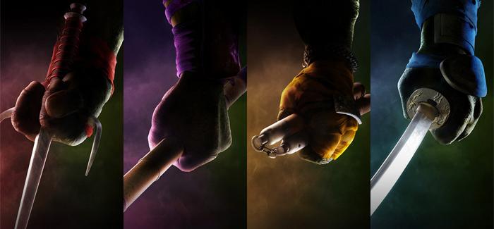 Uuden Turtles -elokuvan toinen traileri julki