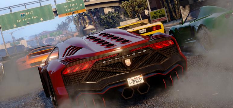 Katso: Näin paljon paremmalta GTA V näyttää PS4 -konsolilla