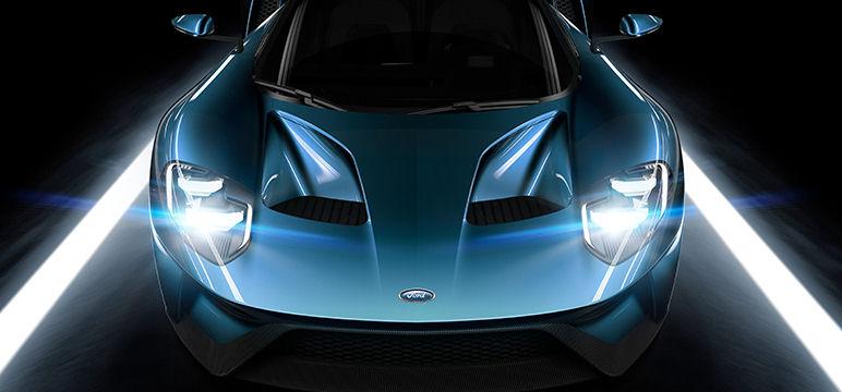 Forza Motorsport 6 tulossa – Kansikuvassa uusi Ford GT