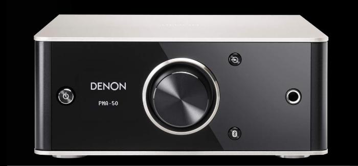 Denon julkaisi kompaktin PMA-50 stereovahvistimen