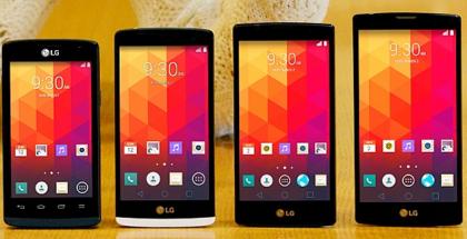 LG:n uudet älypuhelimet