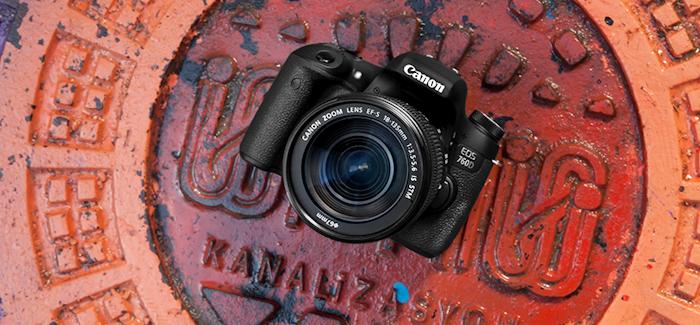 Canon EOS 750D, EOS 760D, EOS M3, EOS 5DS ja EOS 5DS R julki