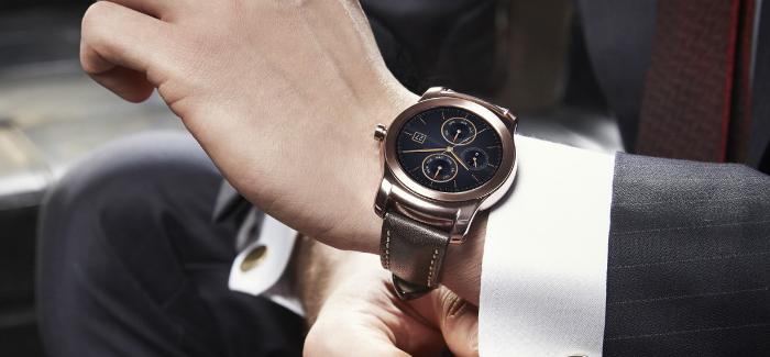 LG esitteli uuden älykellon: LG Watch Urbane