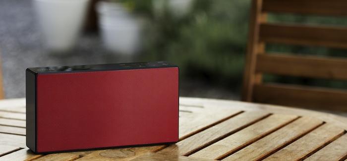 Sony julkaisi vuoden 2015 langattomat Bluetooth kaiuttimet