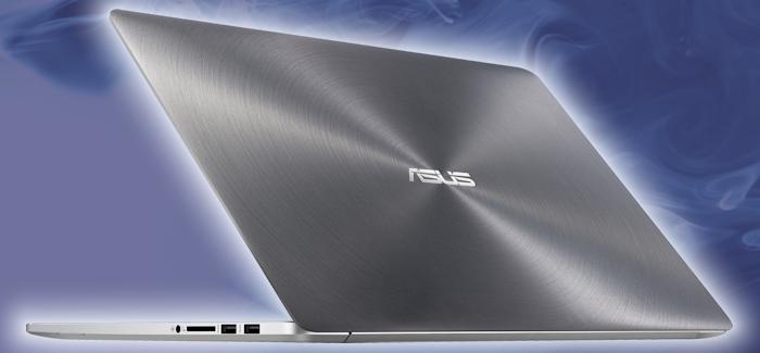 ASUS ZenBook Pro UX501 – Uusi lippulaivamalli ZenBook -mallistoon
