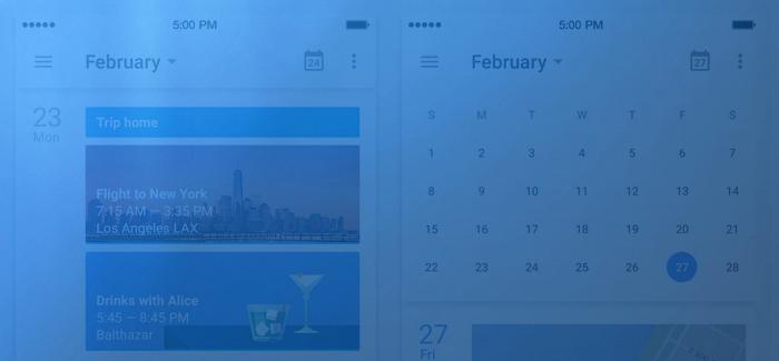 Katso: Google esitteli uuden kalenterisovelluksensa iPhonelle