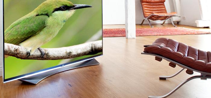 LG esitteli uuden UF950V 4K television upealla värintoistolla