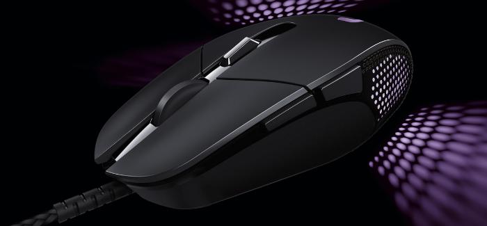 Logitech G303 Daedalus Apex – Kilpapelaajien kehittämä pelihiiri