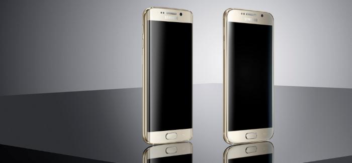 Samsung Galaxy S6 ja Galaxy S6 Edge julkistettu: Metallia ja lasia