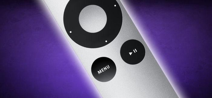 Apple valmistelee uutta Apple TV:tä – Kaukosäätimeen kosketustuki