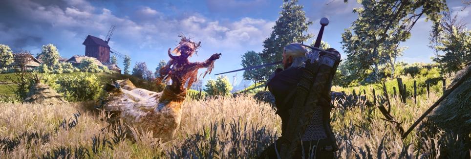 Arvostelussa: The Witcher 3: Wild Hunt