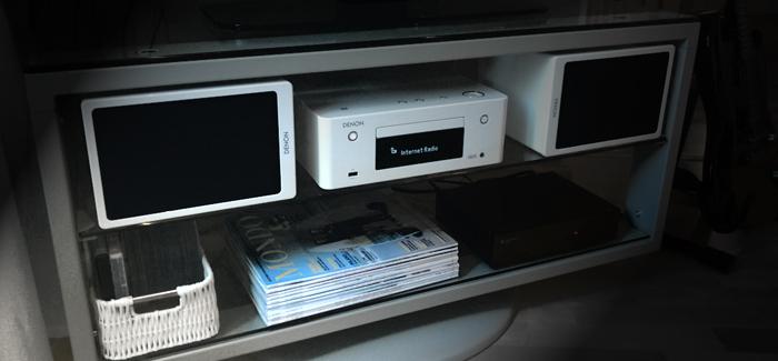Arvostelussa Denon Ceol N9 ja SC-N9