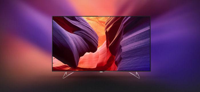 Philips AmbiLux – 4K televisio heijastaa katselukokemuksen seinälle