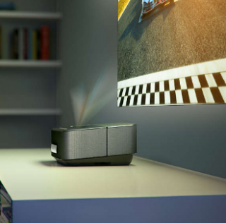 Philipsin uusi Screeneo videoprojektori tuo helpotusta ahtaisiin tiloihin