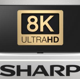 Ensimmäinen '8K' televisio myyntiin Aasiassa