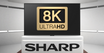 Sharp 8K