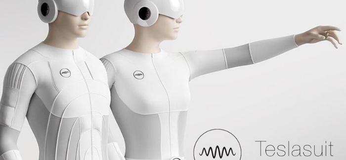 Teslasuit – Vie virtuaalitodellisuus aivan uudelle tasolle