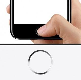 iPhone 8:ssa Touch ID -tunnistuksen sijaan Face ID