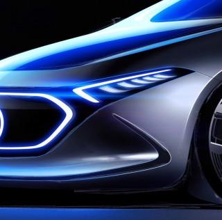 Katso: Mercedes-Benz Concept EQA – Onko tässä Teslan haastaja?
